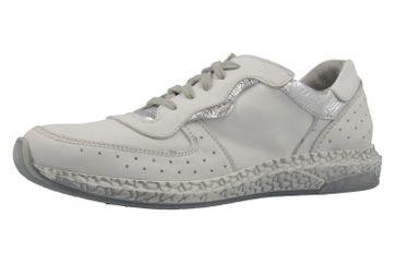 JOSEF SEIBEL - Damen Halbschuhe - Lia 21 - Weiß Schuhe in Übergrößen – Bild 1