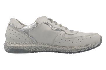 JOSEF SEIBEL - Damen Halbschuhe - Lia 21 - Weiß Schuhe in Übergrößen – Bild 4