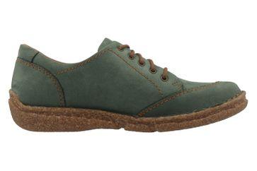 JOSEF SEIBEL - Damen Halbschuhe - Neele 02 - Grün Schuhe in Übergrößen – Bild 4