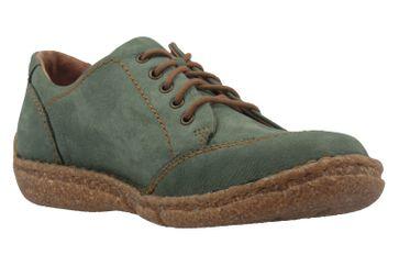 JOSEF SEIBEL - Damen Halbschuhe - Neele 02 - Grün Schuhe in Übergrößen – Bild 5