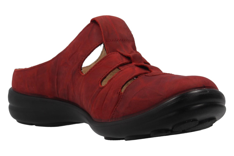 ROMIKA - Damen Clogs - Maddy 20 - Rot Schuhe in Übergrößen – Bild 5