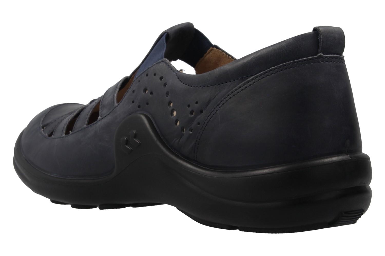 ROMIKA - Damen Slipper - Maddy 21 - Blau Schuhe in Übergrößen – Bild 2