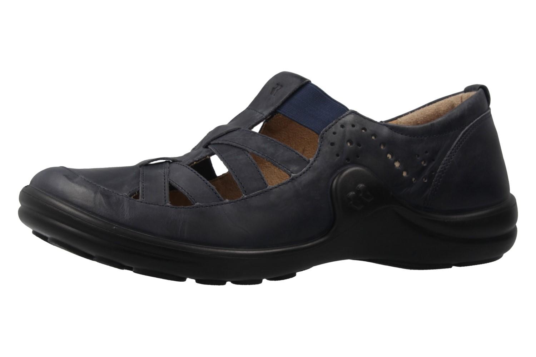 ROMIKA - Damen Slipper - Maddy 21 - Blau Schuhe in Übergrößen – Bild 1