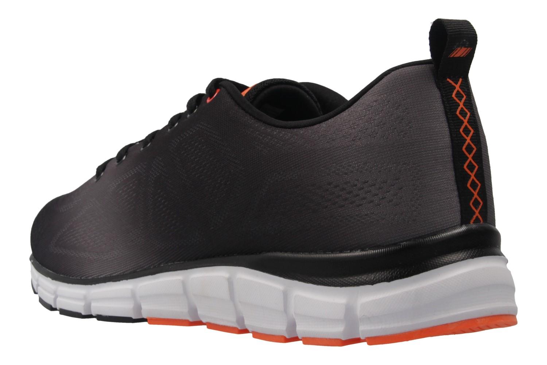 Boras Sneaker in Übergrößen Schwarz 5201-0114 große Herrenschuhe – Bild 2