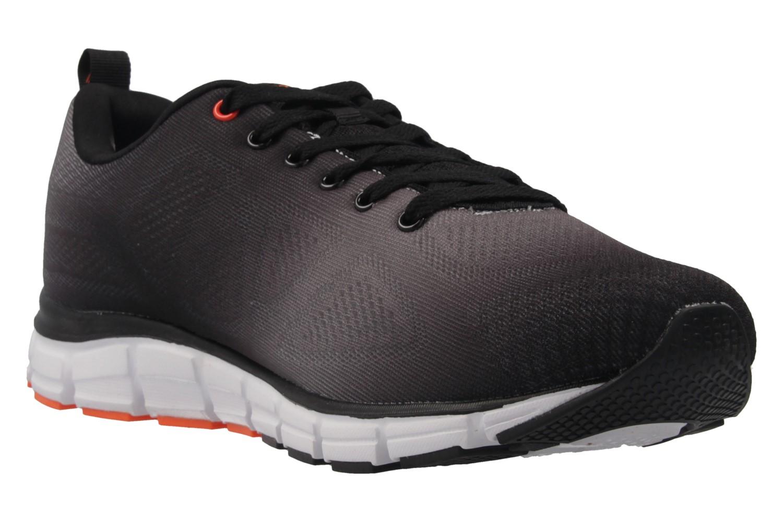 Boras Sneaker in Übergrößen Schwarz 5201-0114 große Herrenschuhe – Bild 5