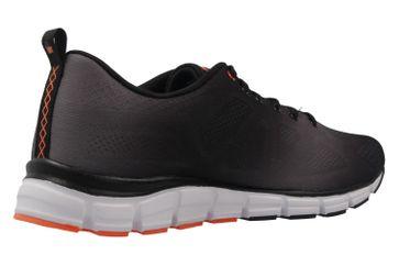 Boras Sneaker in Übergrößen Schwarz 5201-0114 große Herrenschuhe – Bild 3