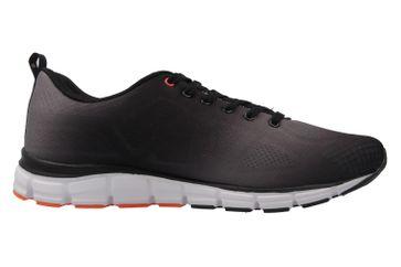 Boras Sneaker in Übergrößen Schwarz 5201-0114 große Herrenschuhe – Bild 4