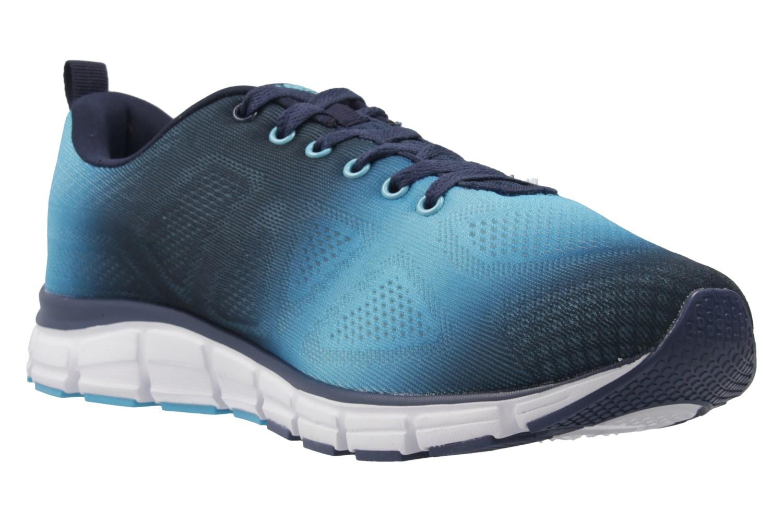 BORAS - Herren Sneaker - Blau Schuhe in Übergrößen – Bild 5
