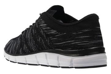 Boras Sneaker in Übergrößen Schwarz 5200-0145 große Herrenschuhe – Bild 2