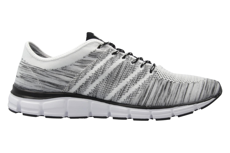 BORAS - Herren Sneaker - Weiß Schuhe in Übergrößen – Bild 4