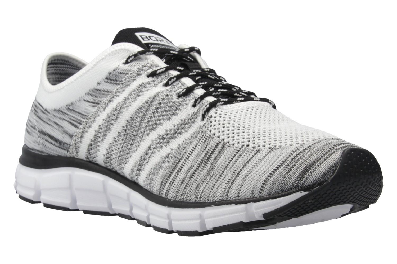 BORAS - Herren Sneaker - Weiß Schuhe in Übergrößen – Bild 5