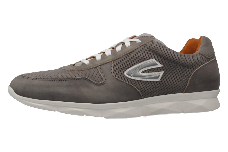 CAMEL ACTIVE - Herren Halbschuhe - Pyramid - Grau Schuhe in Übergrößen – Bild 1
