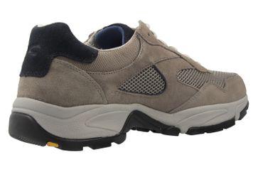 CAMEL ACTIVE - Herren Halbschuhe - Evolution - Grau Schuhe in Übergrößen – Bild 3