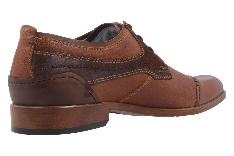 FRETZ MEN - Herren Business Schuhe - Oskar - Braun Schuhe in Übergrößen – Bild 3
