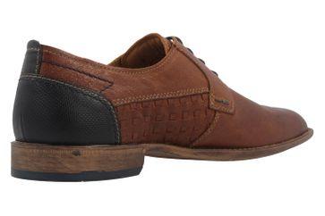 FRETZ MEN - Herren Business Schuhe - Tosco - Braun Schuhe in Übergrößen – Bild 3