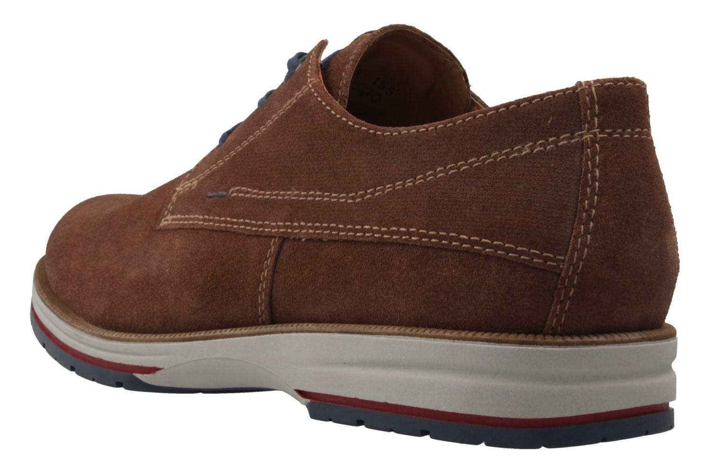 FRETZ MEN - Herren Halbschuhe - Steven - Braun Schuhe in Übergrößen – Bild 2