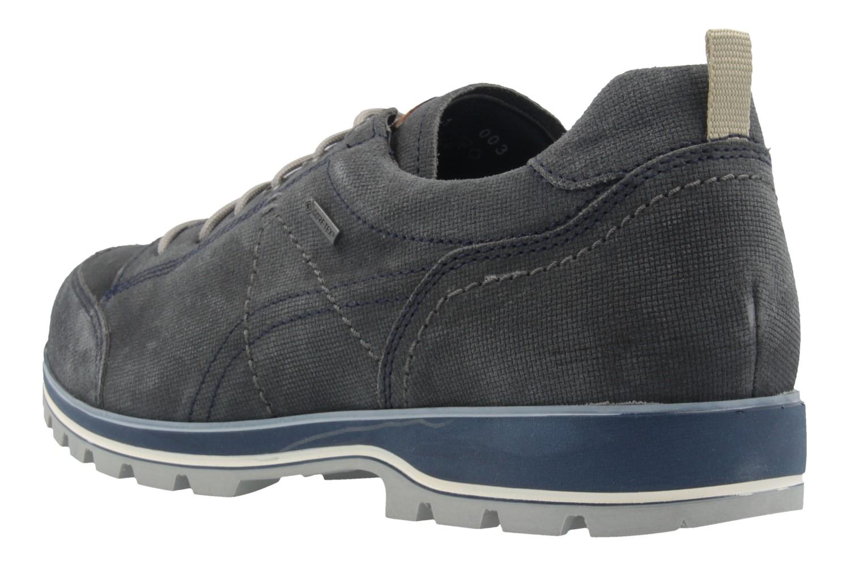 FRETZ MEN - Herren Halbschuhe - Walk - Grau Schuhe in Übergrößen – Bild 2
