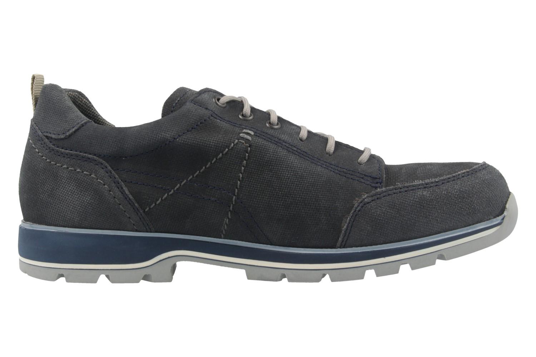 FRETZ MEN - Herren Halbschuhe - Walk - Grau Schuhe in Übergrößen – Bild 4