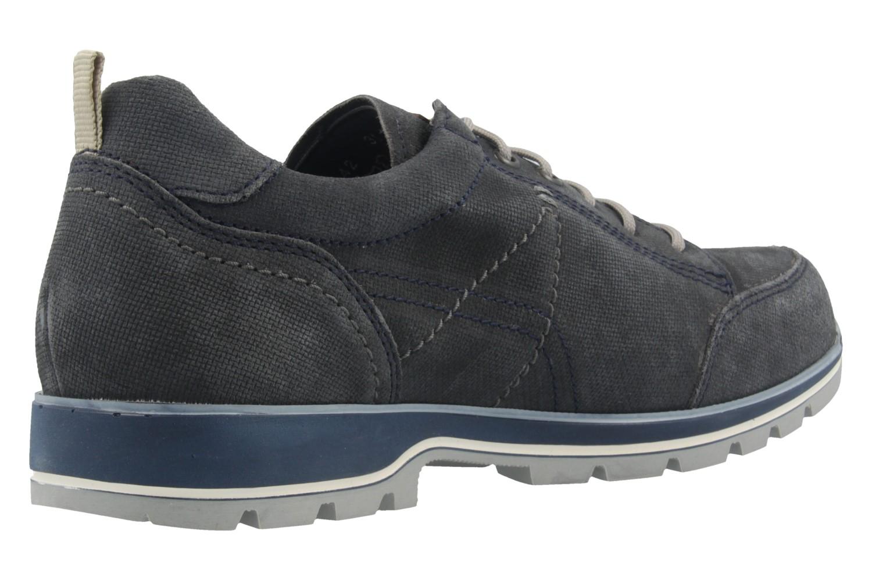 FRETZ MEN - Herren Halbschuhe - Walk - Grau Schuhe in Übergrößen – Bild 3