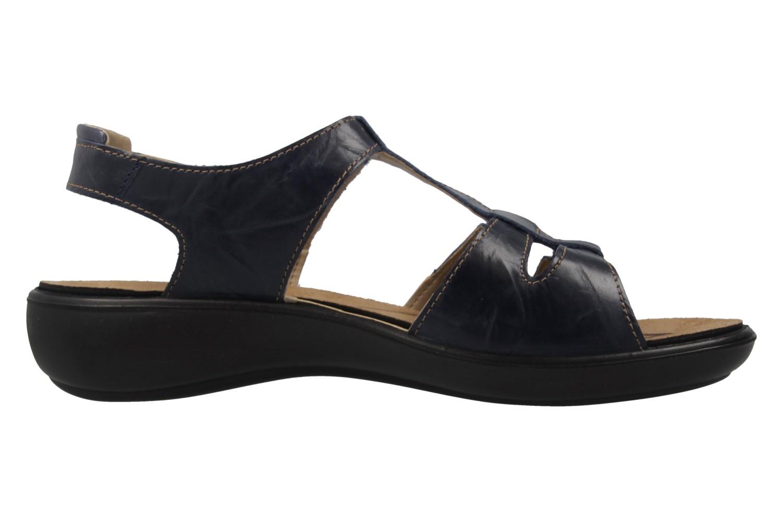 ROMIKA - Damen Sandalen - Ibiza 76 - Blau Schuhe in Übergrößen – Bild 4