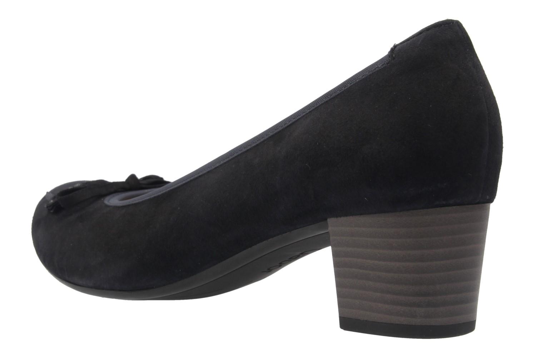 GABOR - Damen Pumps - Blau Schuhe in Übergrößen – Bild 2
