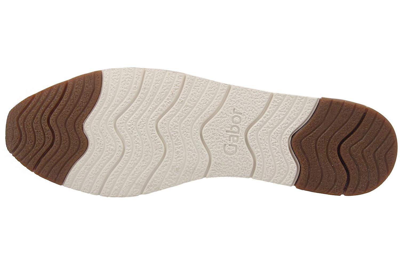 Gabor Sneaker in Übergrößen Beige 64.322.14 große Damenschuhe – Bild 6
