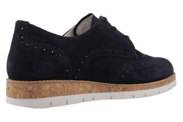 GABOR comfort - Damen Halbschuhe - Blau Schuhe in Übergrößen – Bild 3