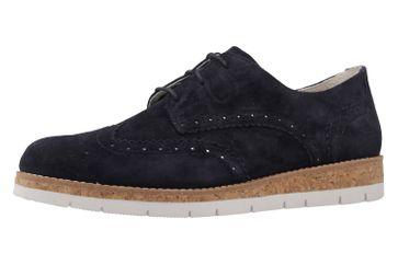 GABOR comfort - Damen Halbschuhe - Blau Schuhe in Übergrößen – Bild 1