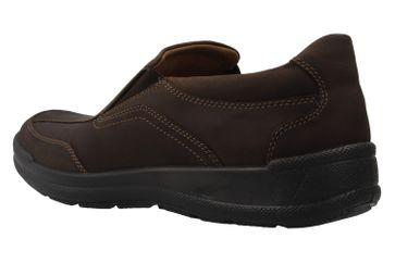 JOMOS - Herren Slipper - Braun Schuhe in Übergrößen – Bild 2