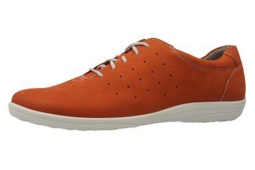 JOMOS - Damen Halbschuhe - Orange Schuhe in Übergrößen