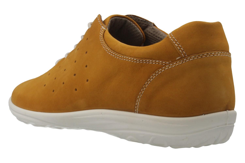 JOMOS - Damen Halbschuhe - Gelb Schuhe in Übergrößen – Bild 2