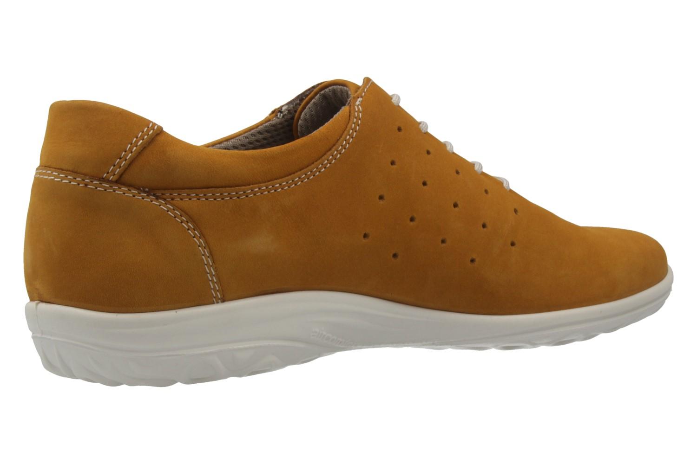 JOMOS - Damen Halbschuhe - Gelb Schuhe in Übergrößen – Bild 3