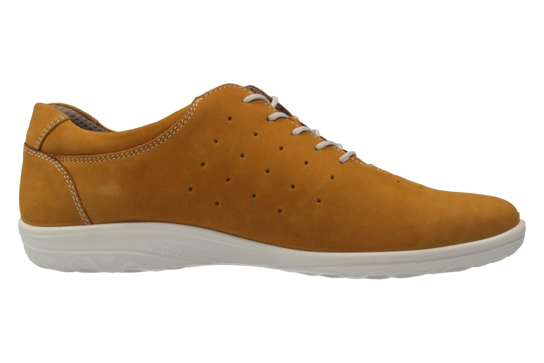 JOMOS - Damen Halbschuhe - Gelb Schuhe in Übergrößen – Bild 4