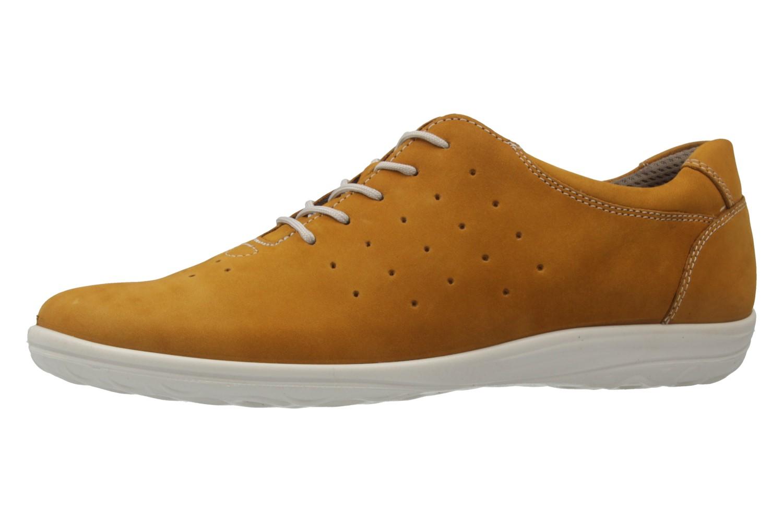 JOMOS - Damen Halbschuhe - Gelb Schuhe in Übergrößen – Bild 1
