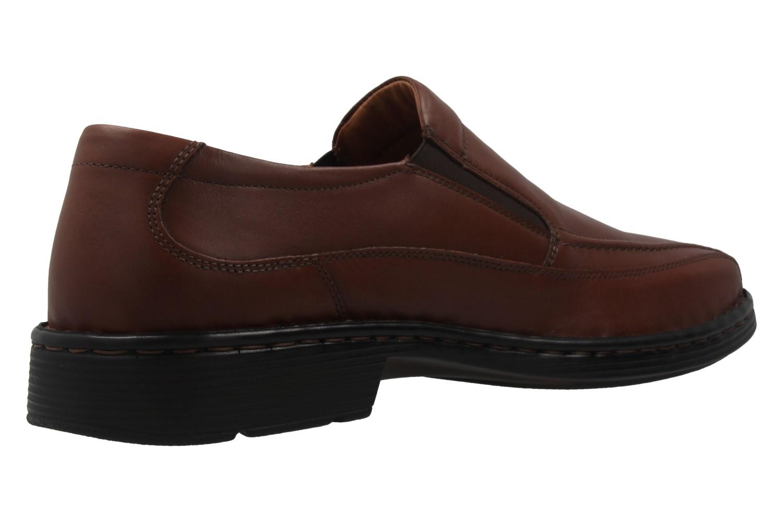 JOSEF SEIBEL - Herren Slipper - Bradfjord - Braun Schuhe in Übergrößen – Bild 3