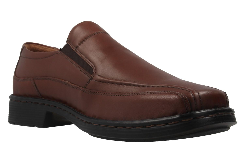 JOSEF SEIBEL - Herren Slipper - Bradfjord - Braun Schuhe in Übergrößen – Bild 5