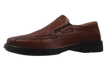 JOSEF SEIBEL - Herren Slipper - Bradfjord - Braun Schuhe in Übergrößen – Bild 1