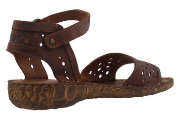 JOSEF SEIBEL - Damen Sandalen - Rosalie 11 - Braun Schuhe in Übergrößen – Bild 3