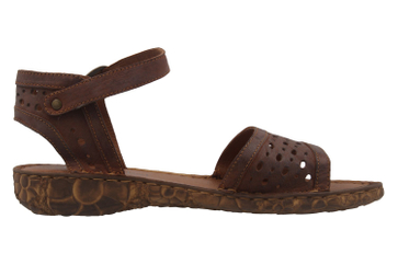 JOSEF SEIBEL - Damen Sandalen - Rosalie 11 - Braun Schuhe in Übergrößen – Bild 4