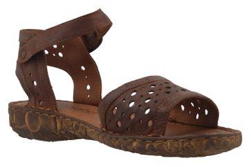 JOSEF SEIBEL - Damen Sandalen - Rosalie 11 - Braun Schuhe in Übergrößen – Bild 5