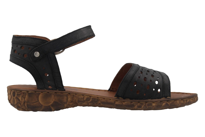 JOSEF SEIBEL - Damen Sandalen - Rosalie 11 - Schwarz Schuhe in Übergrößen – Bild 4