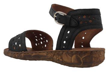 JOSEF SEIBEL - Damen Sandalen - Rosalie 11 - Schwarz Schuhe in Übergrößen – Bild 2
