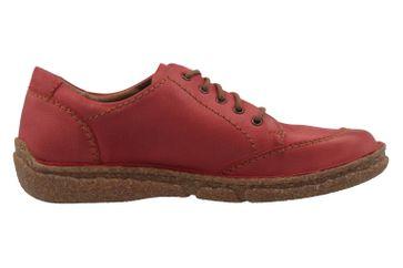 JOSEF SEIBEL - Damen Halbschuhe - Neele 02 - Rot Schuhe in Übergrößen – Bild 4