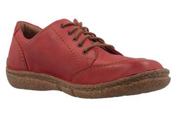 JOSEF SEIBEL - Damen Halbschuhe - Neele 02 - Rot Schuhe in Übergrößen – Bild 5