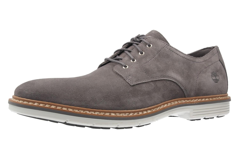 TIMBERLAND - Herren Halbschuhe - Naples Trail - Grau Schuhe in Übergrößen – Bild 1