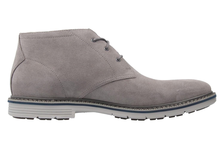 TIMBERLAND - Herren Boots - Naples Trail Chukka - Grau Schuhe in Übergrößen – Bild 4