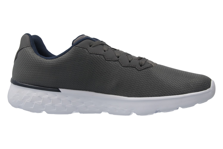 Skechers Sneaker in Übergrößen Grau 54351/CCNV große Herrenschuhe – Bild 4