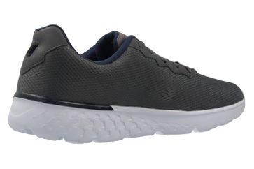 Skechers Sneaker in Übergrößen Grau 54351/CCNV große Herrenschuhe – Bild 3