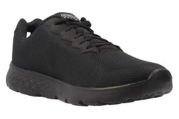 SKECHERS - Herren Sneaker - GO RUN 400 ACTION - Schwarz Schuhe in Übergrößen – Bild 5