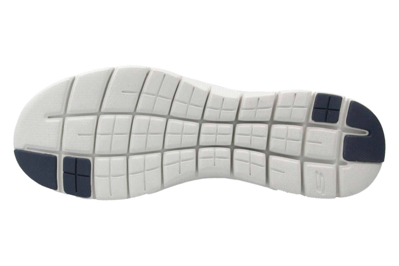 Skechers Sneaker in Übergrößen Blau 52181/NVGY große Herrenschuhe – Bild 6